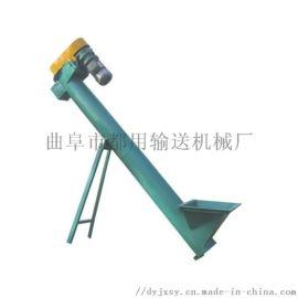 倾斜式螺旋传送设备 密封性好颗粒提升机qc
