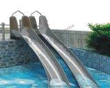 游泳池不锈钢滑梯不锈钢水滑梯景区滑梯水上游乐设备