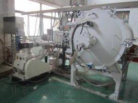 厂家直销MNS200型真空脱脂烧结炉 金属粉末烧结机 铜粉末冶金件烧结炉