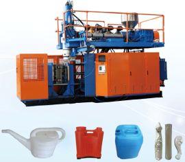 20升堆码桶箱包汽车水箱全自动中空吹塑机