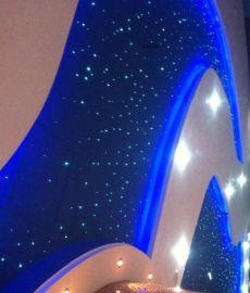 佛山光纤吊灯, 友邦金融中心光纤灯
