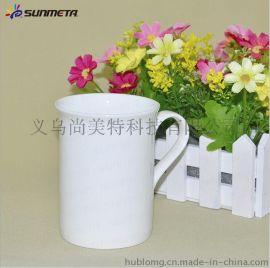 白色创意骨瓷杯 热转印涂层骨瓷杯批发 厂家直销热转印涂层白杯