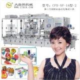 大自然CFD-50灌装封口机为你的包装事业添砖加瓦