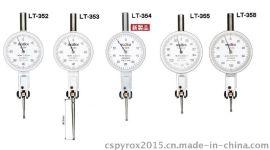 日本TECLOCK得乐LT-352/LT-358自动离合器杠杆指针式量表