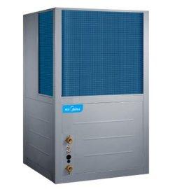 美的空气能热水器KFXRS-38II 热泵工程安装