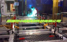 深圳厂家直销通用组合焊接工装夹具/医疗器械焊接工装/翻转夹具