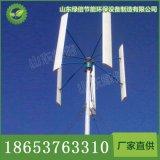 山东厂家直供垂直轴风力发电机无需对风有效利用风能