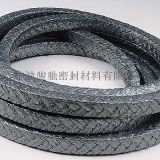 棉纤维+碳纤维增强石墨编织盘根