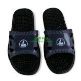 建博 防靜電複合拖鞋潔淨拖鞋無塵拖鞋黑色防靜電工作鞋 防塵鞋