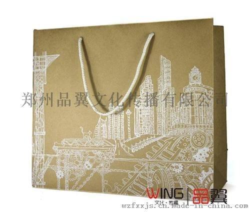 河南纸质手提袋设计制作
