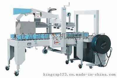 FG-KPZ全自動折蓋封箱機