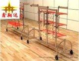 专业制做不锈钢展示柜 服装不锈钢中岛架(厂家直销)
