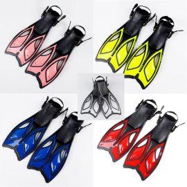 成人專業游泳訓練裝備 長腳蹼蛙鞋浮潛用品 柔韌鴨蹼潛水裝備