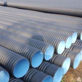 PE大口径排污管规格|波纹排水管|价格