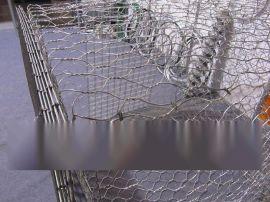 管道防护铅丝笼 水利护坡镀锌铅丝石笼 安平利众2*1*1等可定做