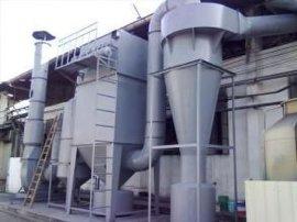 专业设计车间打磨工位袋式除尘器 粉尘除尘设备系统