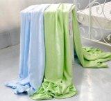 竹纖維鳳尾蓋毯
