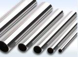 深圳304不锈钢拉丝圆管 机械设备用不锈钢焊管