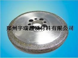 电镀结合剂金刚石砂轮--圆弧磨盘