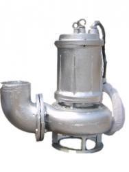 XWQ高温不锈钢污水泵