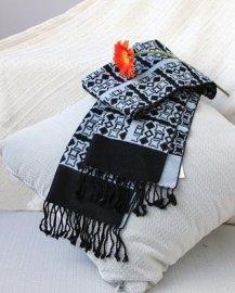 真丝围巾 - 5