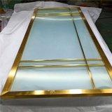 不锈钢浴室折屏屏风加工定制酒店会所高端钛金花格屏风不锈钢中式