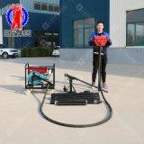 華夏巨匠環保土壤取樣鑽機QTZ-4取土鑽機 柴油機動力取無擾動土