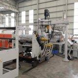 PVC、PP、PE文具装饰片材挤出生产线