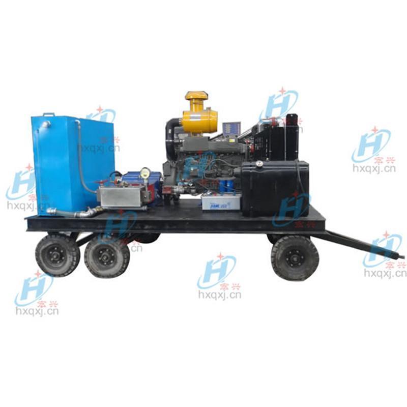 列管式冷凝器清洗機 工業管道高壓清洗機 高壓水流清洗機