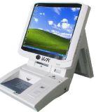 易訪客一體式訪客機訪客管理系統EFK-200