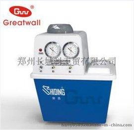 郑州长城SHB-IIIS型偏酸性实验循环水式多用真空泵