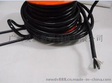 视频电源一体线合成电缆可替洋铭综合线缆CB-22 CB-23质量更好米