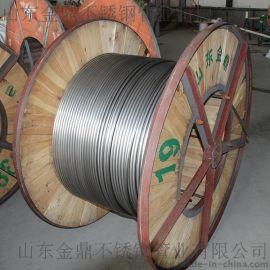 304不锈钢盘管 316不锈钢盘管 不锈钢盘管生产厂家-金鼎管业
