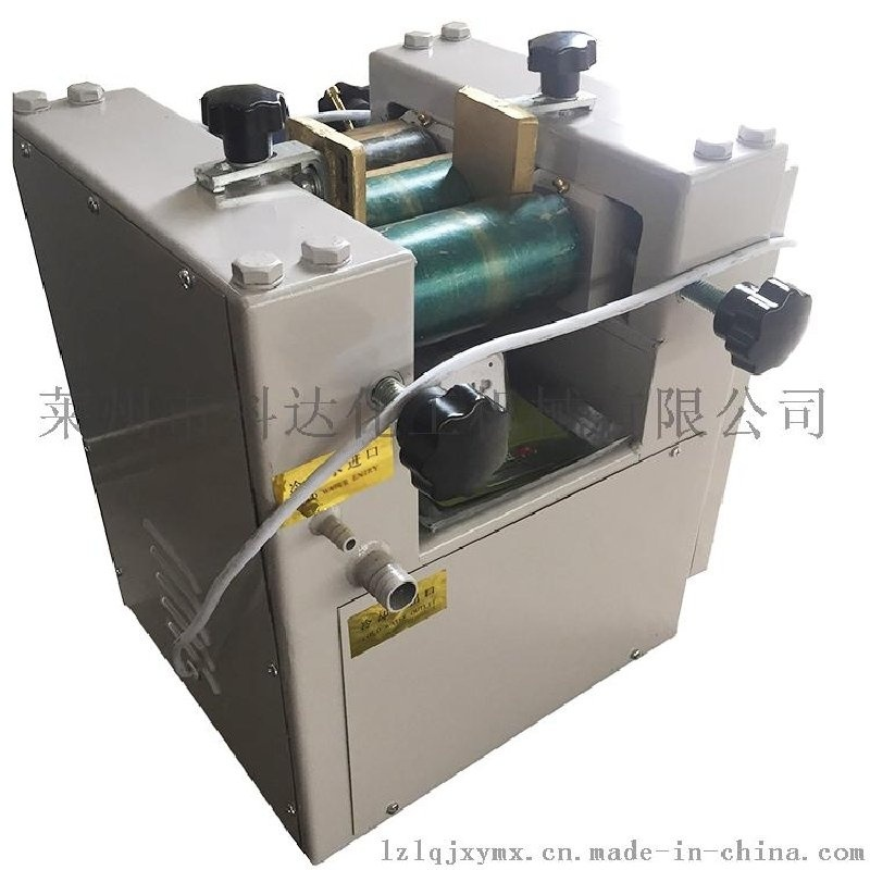65小型高粘度油墨研磨机 三辊机