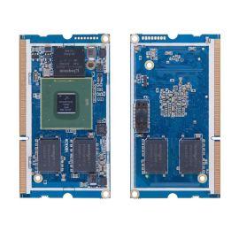安普盛Freescale i.MX6 金手指核心板ARM Cortex-A9核心板 HDX639