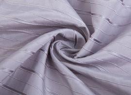 厂家直销 24.5mm丝棉缎条面料 裙子,衬衫,婚纱礼服,时装面料