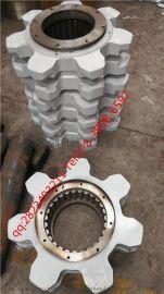 双志64SB0101锻打淬火修复加工链轮轴组煤机设备64SB0101