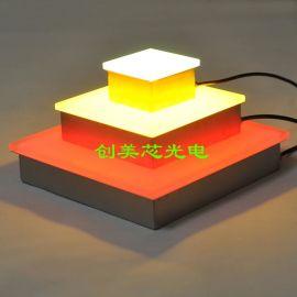 LED发光地砖灯_LED地砖灯