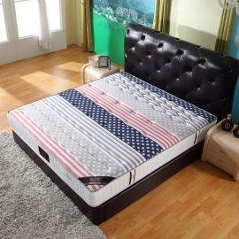 乳胶床垫天然双人独立弹簧席梦思床垫环保椰棕酒店床垫厂家直销
