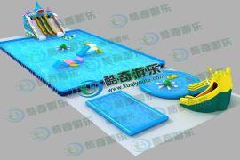 水上遊樂場項目