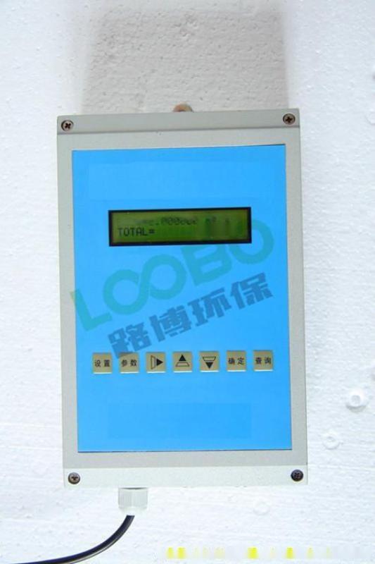 污水流量計LB-CS超聲波明渠流量計