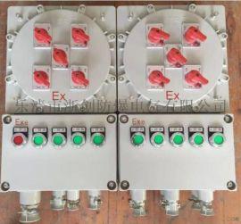 双电源带转换开关防爆照明动力配电箱