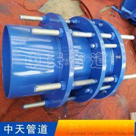 法兰连接单法兰传力伸缩接头 焊接式 污水厂用