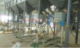 烟台HW-5-五彩石子包装机使用效果
