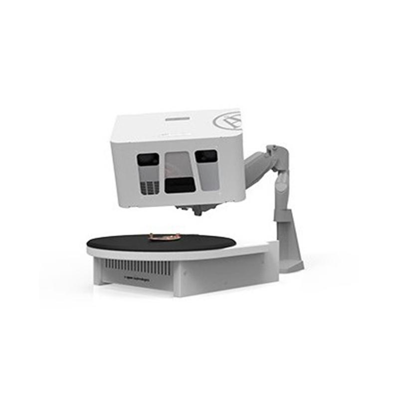 桌面式三維掃瞄器,掃瞄器報價,上海光柵掃瞄器