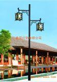 庭院燈廠家供應 公園單頭多頭仿古景觀燈 別墅小區花園草坪歐式景觀燈