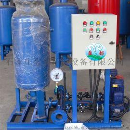 新疆冷冻水自动补水定压装置厂家