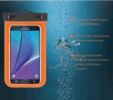 环保PVC透明防水手机袋