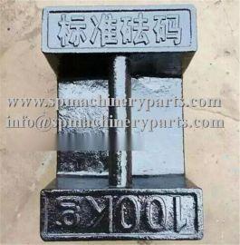 求购100公斤 200公斤 500公斤 1000公斤 2000公斤锁形校准秤砝码