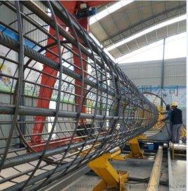 凯瑞德数控钢筋笼滚焊机 钢筋笼成型机 钢筋滚笼机KL-1600-12